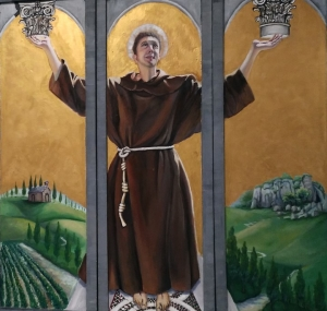 Pope Innocent's Vision of St Francis